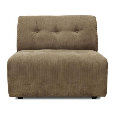 Element B Vint couch brown HK Living