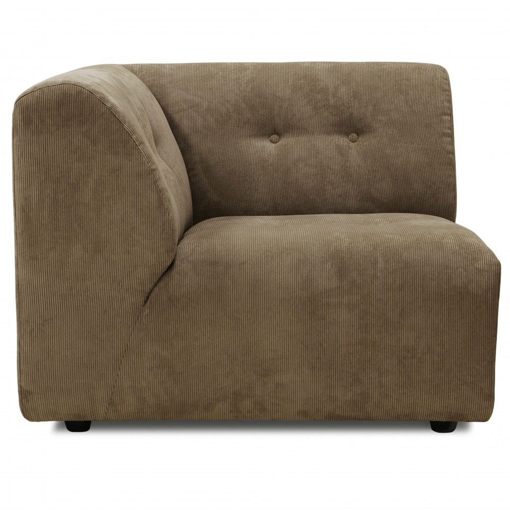 Element A Vint couch brown
