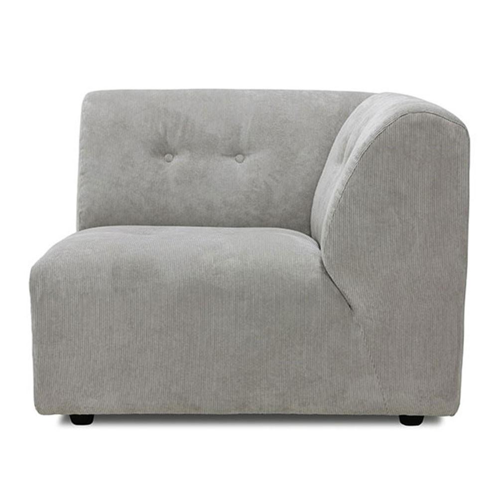 Element C Vint couch cream