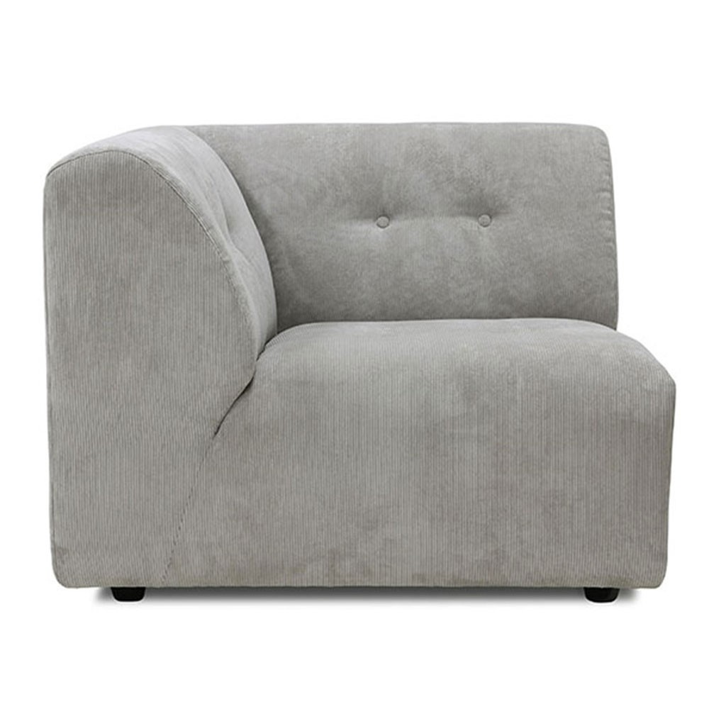 Element A Vint couch cream