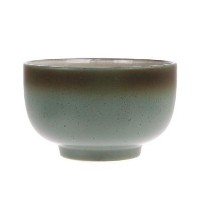 Ceramic 70's bowls Moon (set of 4) HK Living