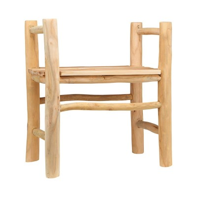 Teaky dining chair House Doctor