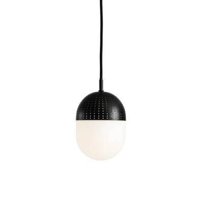 Suspension Dot blanc M