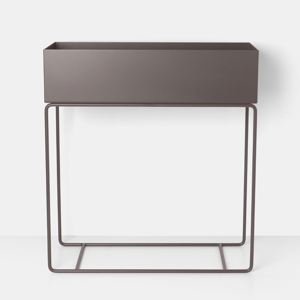 Support Plant Box taupe