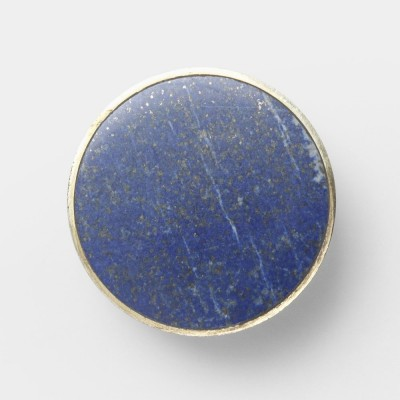Stone hook Blue Lapis Lazuli L