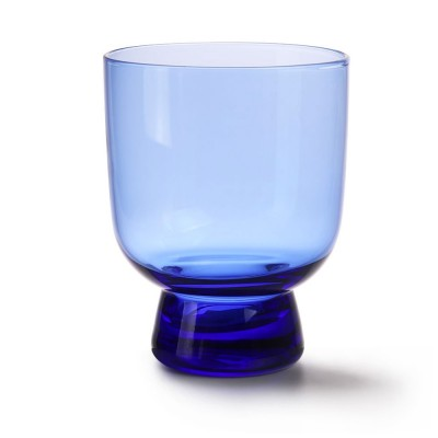 Cobalt glass M (pack of 6) HK Living