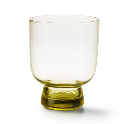 Charteuse glass M (pack of 6) HK Living