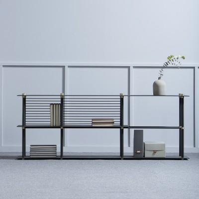 Eko Low Shelving System