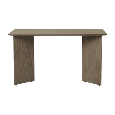Mingle desk 135 cm dark oak