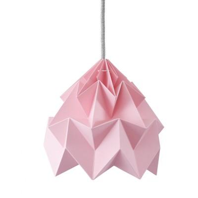 Suspension origami en papier Moth rose Snowpuppe