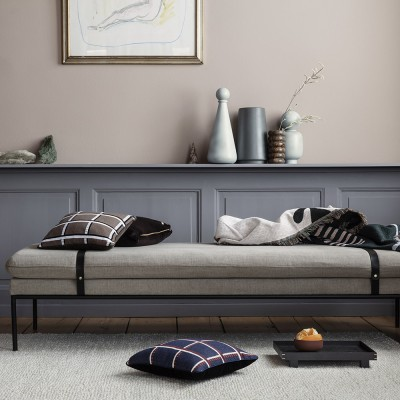 Daybed Turn coton naturel Ferm Living