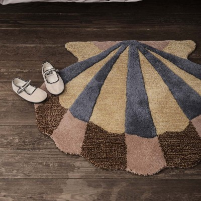 Wall/Floor rug shell