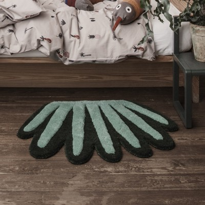 Wall/Floor rug coral Ferm Living