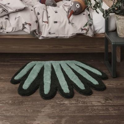 Wall/Floor rug coral