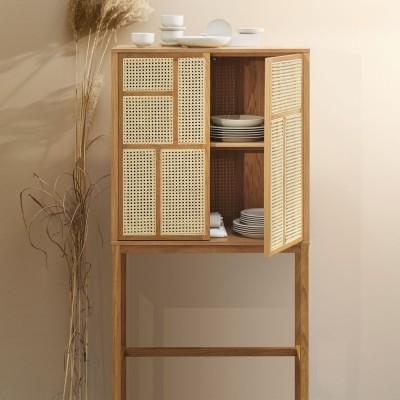 Cabinet Air chêne & cannage Design House Stockholm