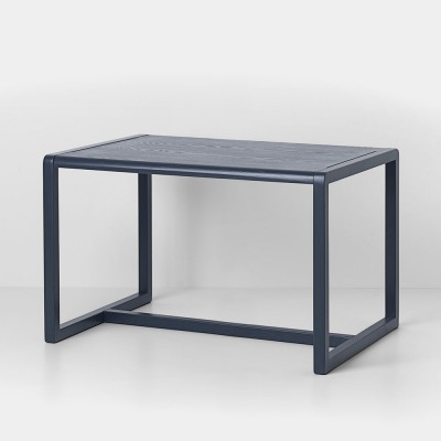 Table Little Architect bleu foncé Ferm Living