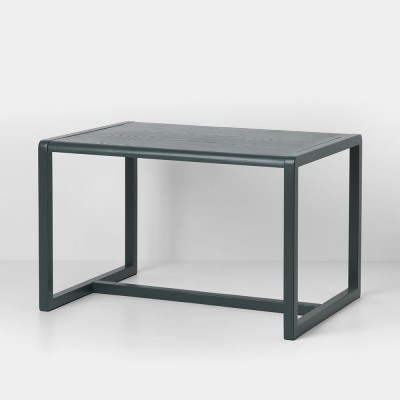 Table Little Architect vert foncé Ferm Living