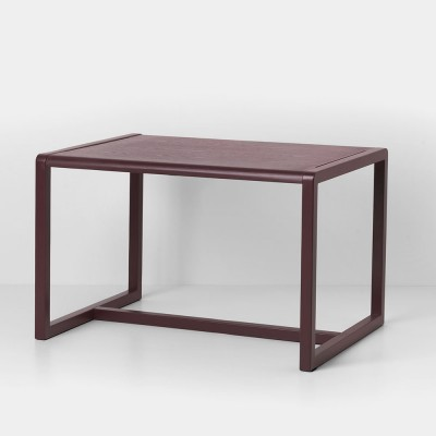 Table Little Architect bordeaux Ferm Living