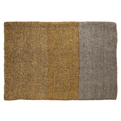 Par rug S greenrose & light grey