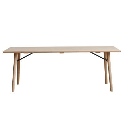 Alley 205 cm table oak