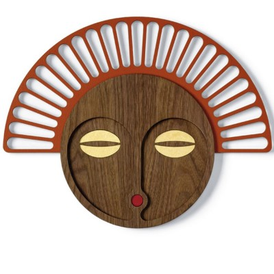 Masque Modern Africain n°23 Umasqu