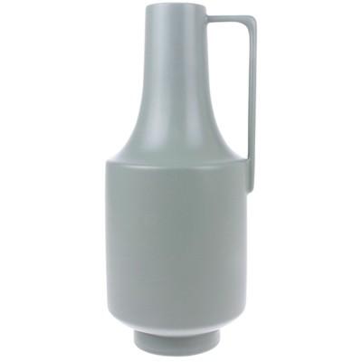 Vase vert avec poignée HK Living