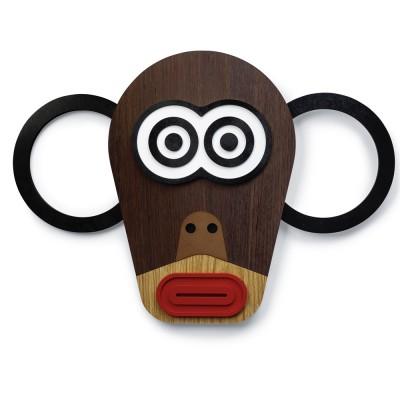 Décoration murale The Monkey n°1 Umasqu