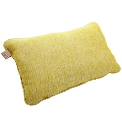Coussin rectangle Loft moutarde