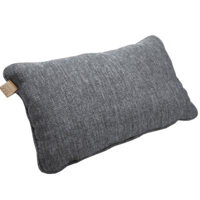 Grey rectangle cushion Loft