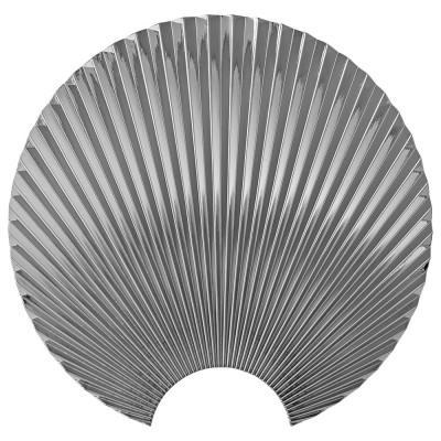 Concha hook silver L