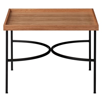 Unity table oak & black AYTM