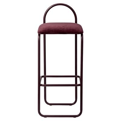 Angui bar chair bordeaux 92 cm AYTM