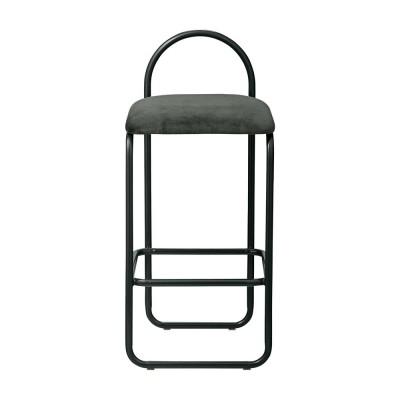 Chaise de bar Angui forêt 82 cm AYTM
