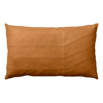 Coria cushion amber