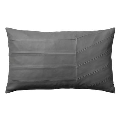 Coria cushion dark grey