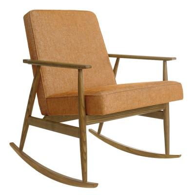 Rocking chair Fox Loft mandarine 366 Concept