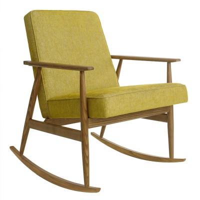 Rocking chair Fox Loft moutarde 366 Concept
