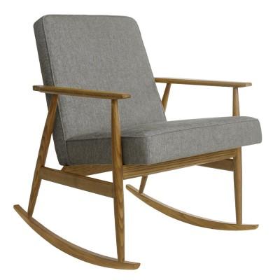 Rocking chair Fox Loft gris 366 Concept