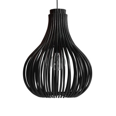 Suspension Bulb noire Vincent Sheppard