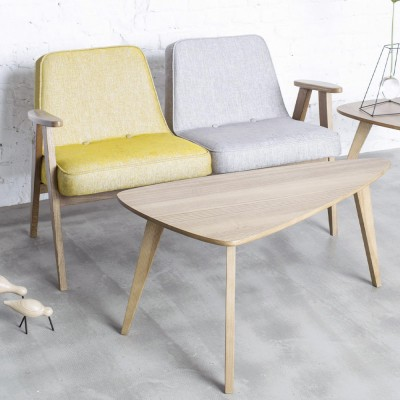 Table basse triangle 366 M 366 Concept