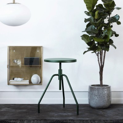 Stool Scarpa green House Doctor