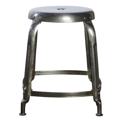 Stool Define silver House Doctor