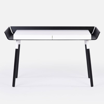 My Writing Desk black L