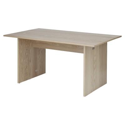 Flip table oak