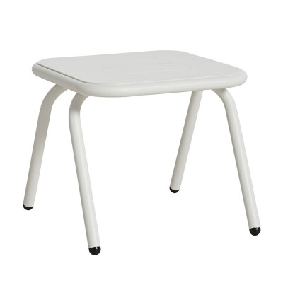 Ray lounge table white
