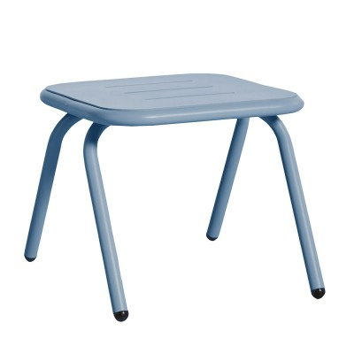 Ray lounge table blue