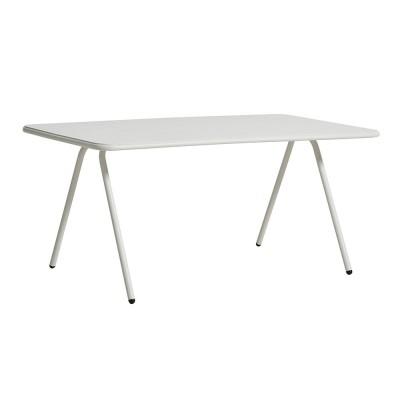 Table à manger Ray blanc 160 cm