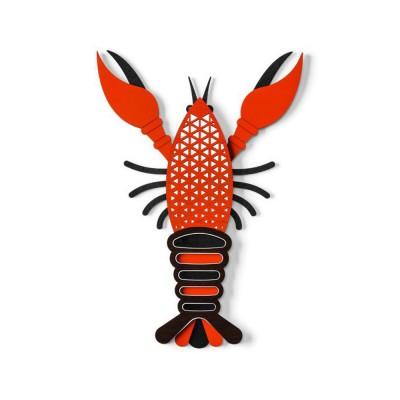 Lobster wall decoration n°1 Umasqu