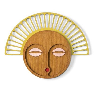 Modern African mask n°Y23 Umasqu
