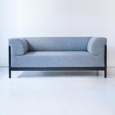 Kate sofa 2 seats Kvadrat Hallingdal 65 - 126